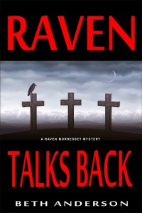 Raven Talks Back Cover