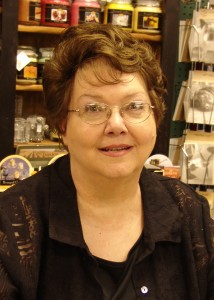 Author Vivian Zabel